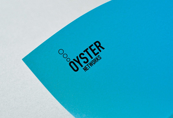 Oyster by Simon Ford Graphic Designer in Ashtead, Surrey